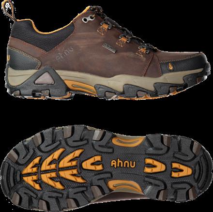 Chaussures de randonnée imperméables Ahnu Coburn Low - Hommes |  REI Outl