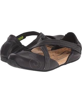 Amazing Deal on Ahnu - Karma Latitude Leather (Black) Women's Sho