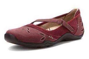 Ahnu Shoes | Gracie Pro Mary Jane In Redmahogany | Poshma