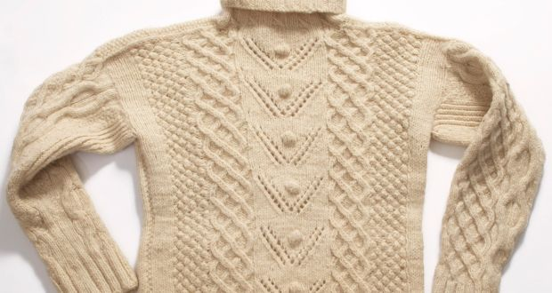 From Mayo to MoMA: the iconic Aran jumper heads to New Yo