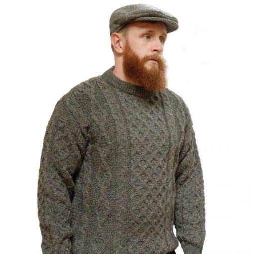 Aran Wool Sweaters   Kerry Woollen Mil