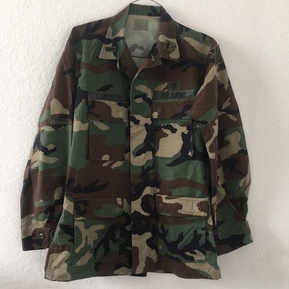 Jackets & Coats | Men Us Army Jacket Size Medium Long | Poshma