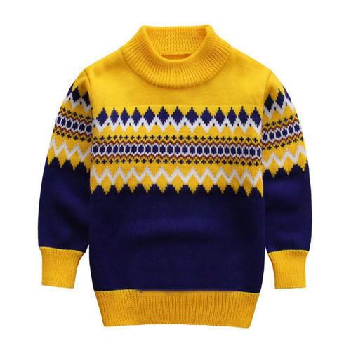 Boy Fancy Baby Sweater, Rs 190 /piece, S. K. Neelam Hosiery | ID .