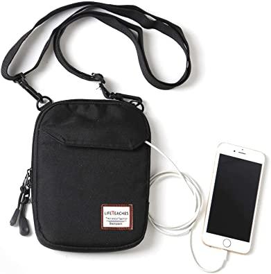Amazon.com: Mini Crossbody Bag Small Shoulder Bag For Men Travel .