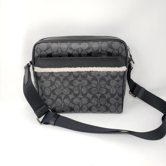 Coach Bags   Brand New Sling Bag For Men Msrp 400   Poshma