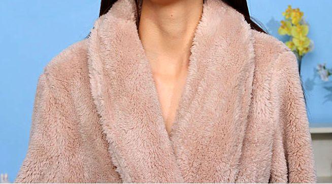 Tradeguide24.com - Coral fleece bathrobes for Wom