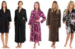 Top 10 Best Bathrobes For Women & Men 2020 - Top Rated Bath Rob