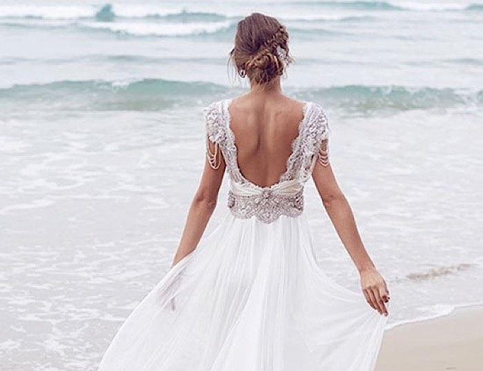 Casual Beach Wedding Dresses To Stay Cool - MODweddi