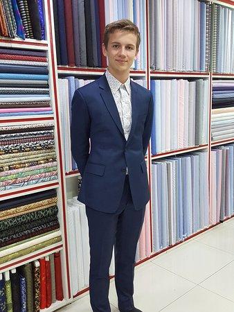 Bespoke Suit at Jhasper Fashion - Picture of Jhasper Fashion .
