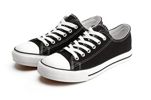Black and White Shoes: Amazon.c