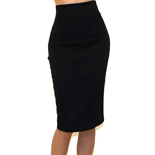 Black Pencil Skirts: Amazon.c