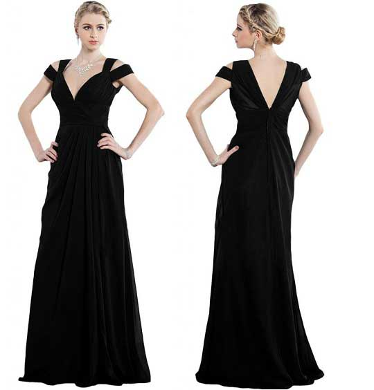 long black plus size evening gowns under 200 dollars - up to size