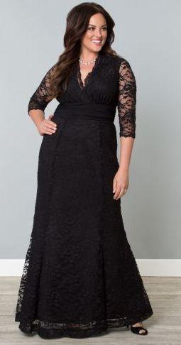 20 Plus-Size Evening Gowns for Your Next Black Tie Event   Plus .