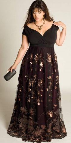 20 Plus-Size Evening Gowns for Your Next Black Tie Event. Because .