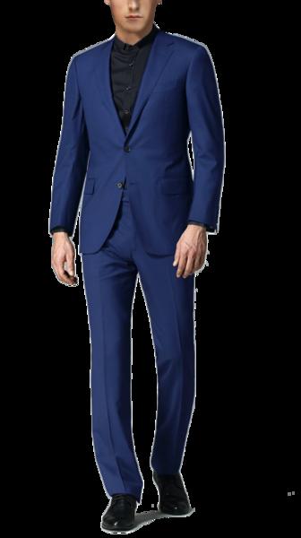 Indigo Blue Suit – VULTURESUI