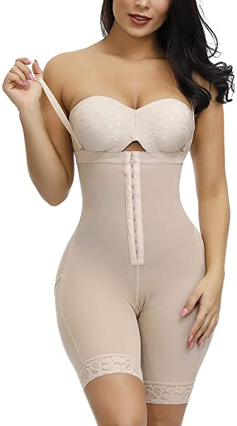 CINDYLOVER Body Shaper for Women Tummy Control High Waisted Butt .