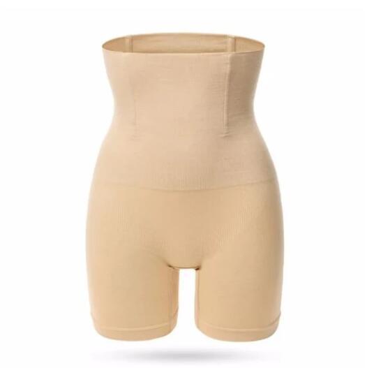 Body Shaper High Waist Control Pants Slim Seamless Shaping .