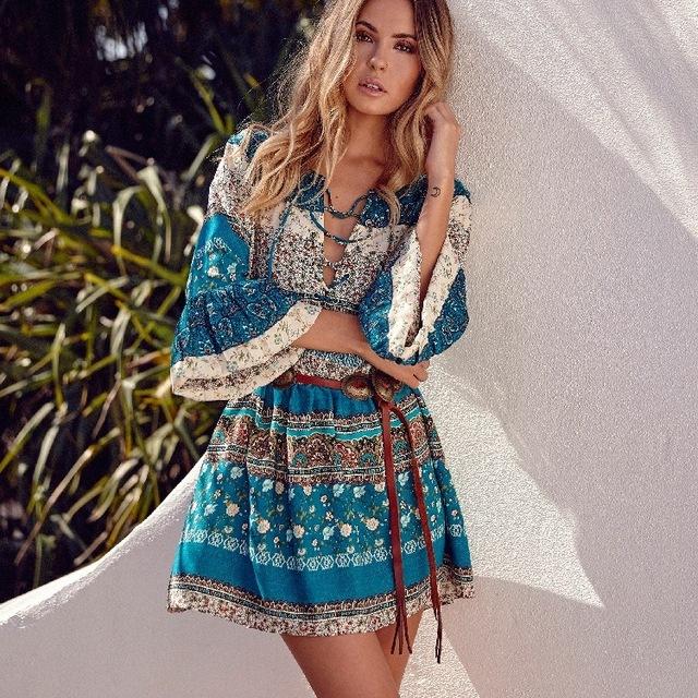 Bohemian – Fashion dress