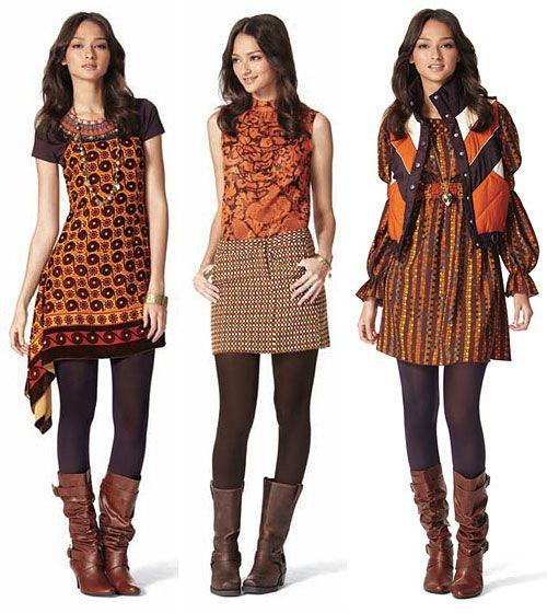 SAMPLE BOHO-INSPIRED OUTFITS FOR MEN & WOMEN   Bohemian style .