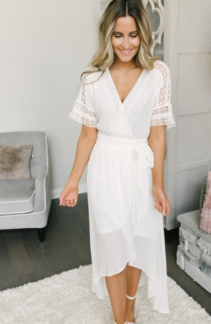 20 White Boho Dresses under $200 | My Mountain Wi