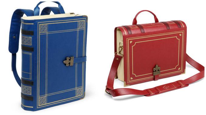 Geeky find of the week: book bags   Gadget