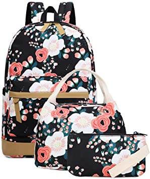 Amazon.com   School Backpack for Teen Girls School Bags .