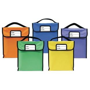 "Buy Pack-N-Read® Book Bags, 10"" x 12"" at S&S Worldwi"