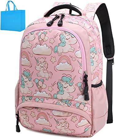 Amazon.com   School Backpacks Girls Unicorn Backpack School Bags .