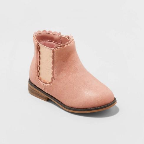 Toddler Girls' Ashley Fashion Boots - Cat & Jack™ : Targ