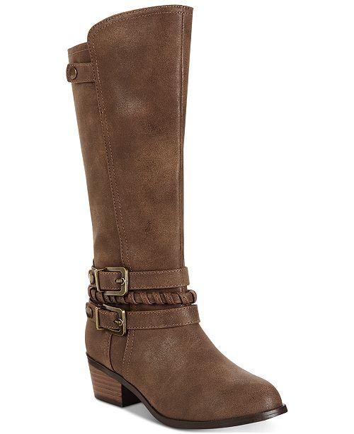 Sugar Little & Big Girls Brownie Tall Riding Boots & Reviews .