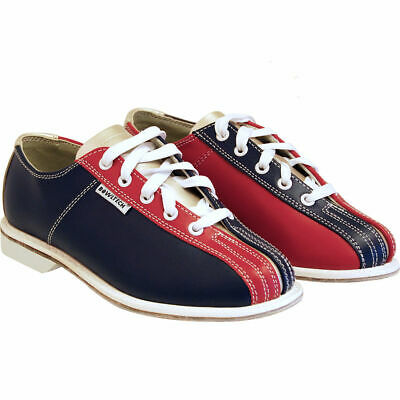 House Ten Pin Bowling Shoes - Leather Laced - Bowling Alley Shoes .