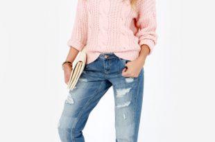 Dittos Charlie Jeans - Boyfriend Jeans - Distressed Jeans - $99.