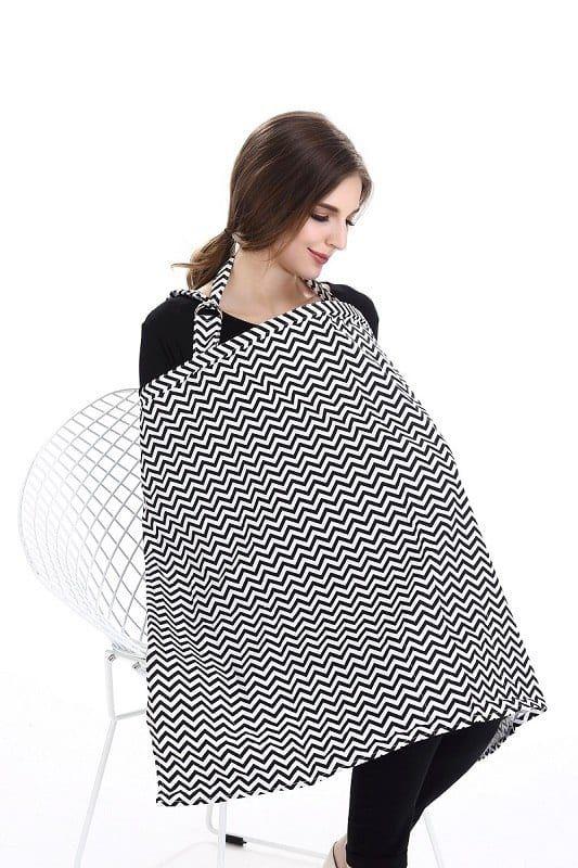 Best Nursing Cover - Breastfeeding Clothes - Nursing Scarf | Best .