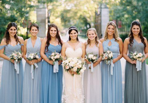 7 Tips for Choosing Timeless Bridesmaid Dress