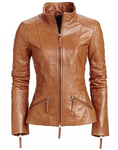 Women Leather Jacket – Buy Leather Jackets Online | Lusso Leath