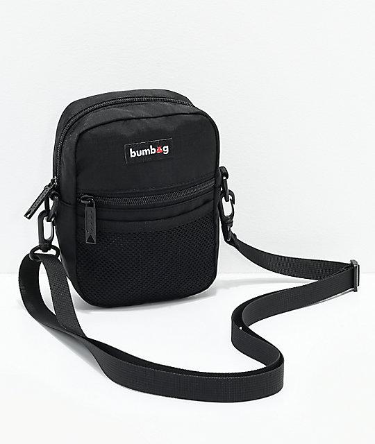 Bumbag Shaolin Black Shoulder Bag | Zumi