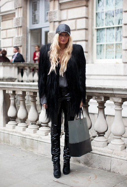 20 Winter Women Outfits With Baseball Caps - Styleohol