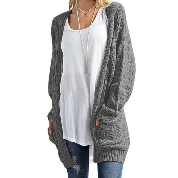 Cozy Knit Cardigan Sweater – Kahlily.c