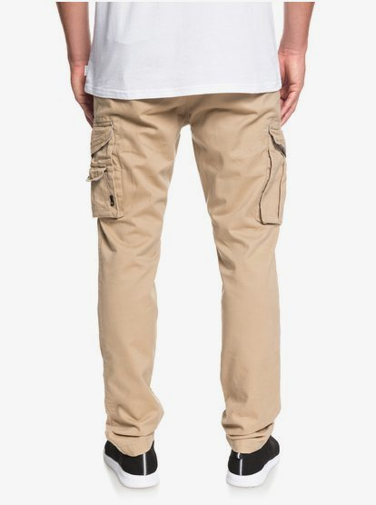 Crucial Battle - Cargo Trousers for Men EQYNP03171   Quiksilv