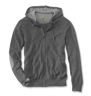 Men's Cashmere Hooded Sweater - Orv