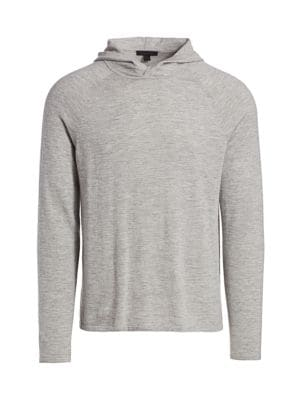 Saks Fifth Avenue - COLLECTION Lightweight Cashmere Hoodie - saks.c