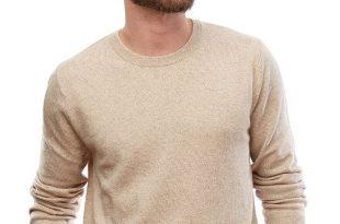 16 Luxurious Cashmere Sweaters for Men | Cashmere sweater men, Men .