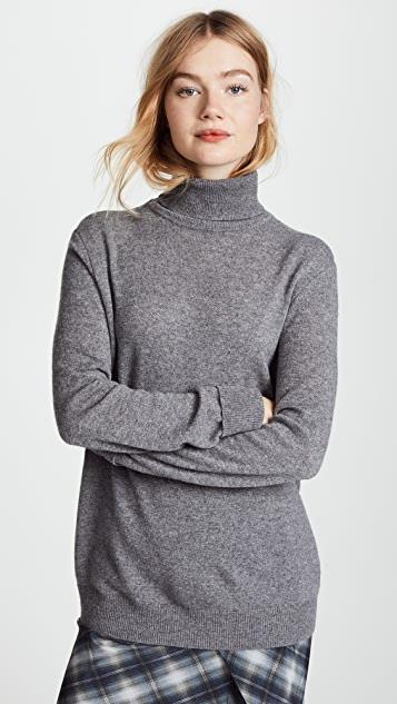 Equipment Oscar Turtleneck Cashmere Sweater   SHOPB