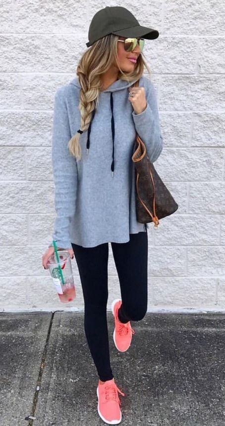 52 Cute Outfits For Any Look You're Going For | Sporty outfits .