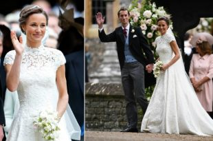 These Celebrities Absolutely Nailed Their Wedding Dress