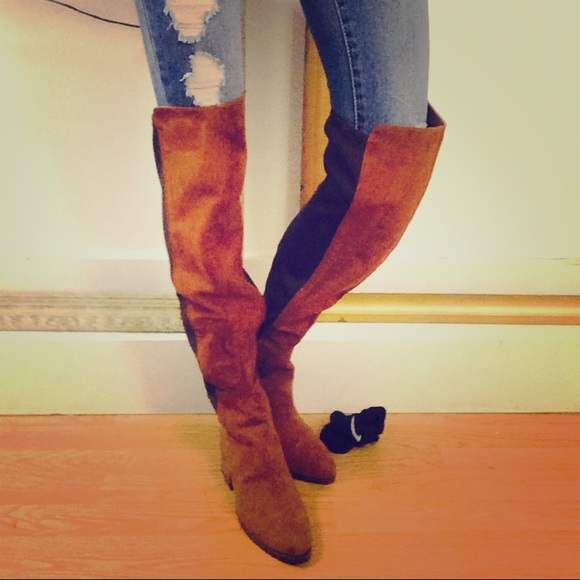 Buy charles by charles david sycamore over the knee boot - 51% OF