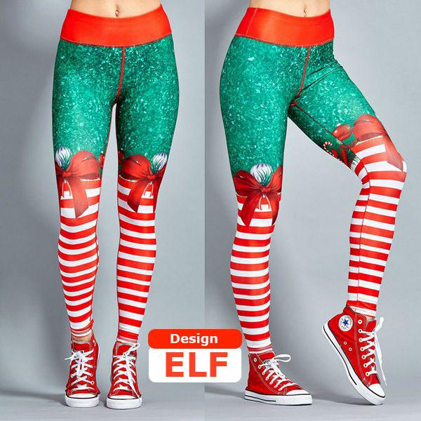 Christmas Legging