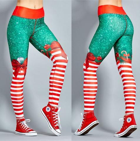 Christmas Leggings – Loot La