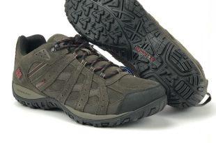 Columbia Shoes | Mens Redmond Leather Hiking | Poshma
