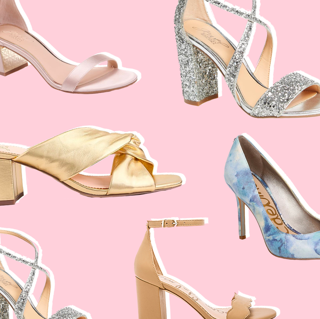 14 Most Comfortable Wedding Shoes You Won't Want to Take O